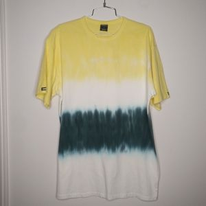 Crooks and Castles tie dye shirt - NEW - large